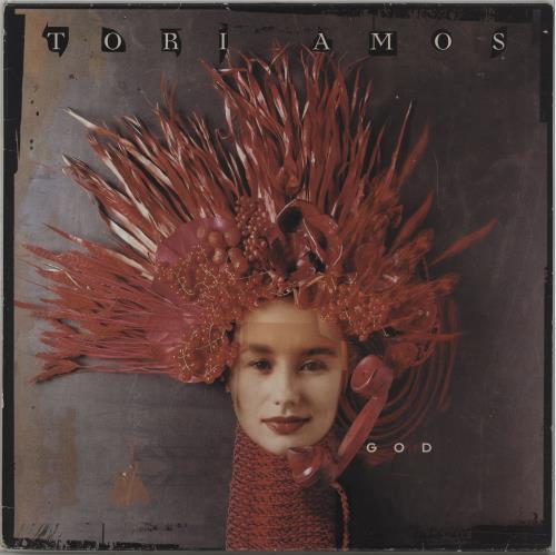 "Tori Amos God 12"" vinyl single (12 inch record / Maxi-single) UK TOR12GO34192"