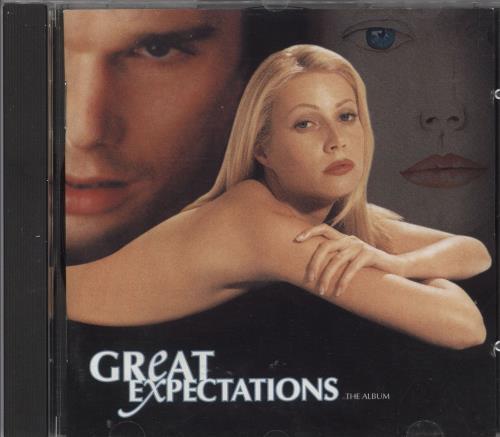 Tori Amos Great Expectations OST CD album (CDLP) German TORCDGR591066