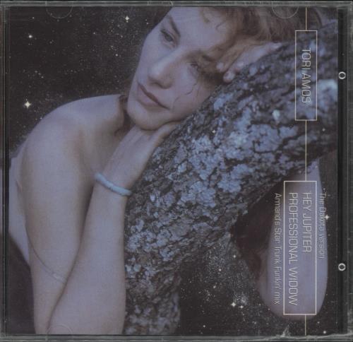 """Tori Amos Hey Jupiter - Dakota Version - Sealed CD single (CD5 / 5"""") UK TORC5HE715127"""