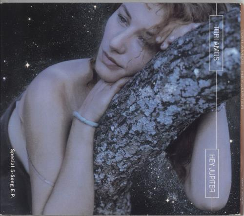"Tori Amos Hey Jupiter EP CD single (CD5 / 5"") US TORC5HE84535"