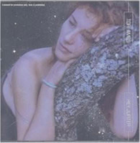 "Tori Amos Hey Jupiter CD single (CD5 / 5"") US TORC5HE71267"