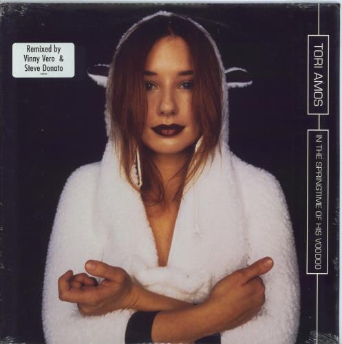 """Tori Amos In The Springtime Of His Voodoo - Sealed 12"""" vinyl single (12 inch record / Maxi-single) US TOR12IN71152"""