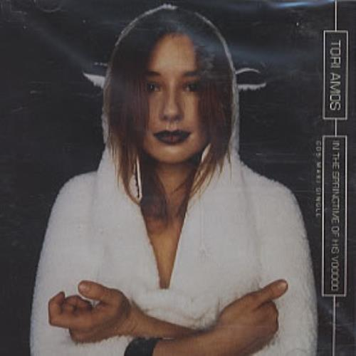 """Tori Amos In The Springtime Of His Voodoo - Sealed CD single (CD5 / 5"""") US TORC5IN71153"""