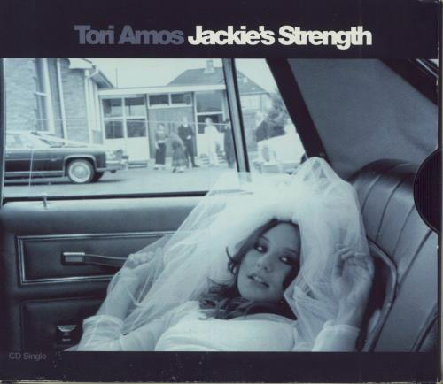 "Tori Amos Jackie's Strength CD single (CD5 / 5"") US TORC5JA123649"