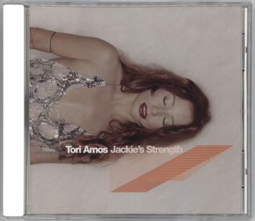 "Tori Amos Jackie's Strength CD single (CD5 / 5"") US TORC5JA149959"