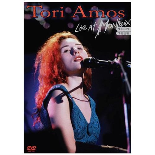 Tori Amos Live At Montreux 1991/1992 DVD UK TORDDLI438362