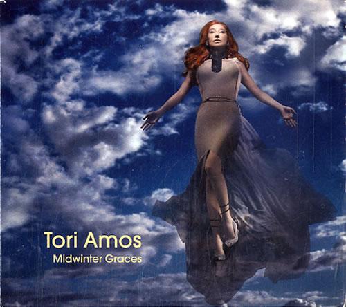 Tori Amos Midwinter Graces 2-disc CD/DVD set UK TOR2DMI628868