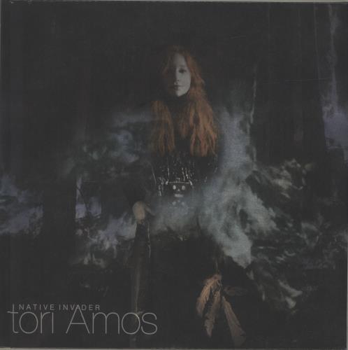 Tori Amos Native Invader - Sealed 2-LP vinyl record set (Double Album) UK TOR2LNA683723