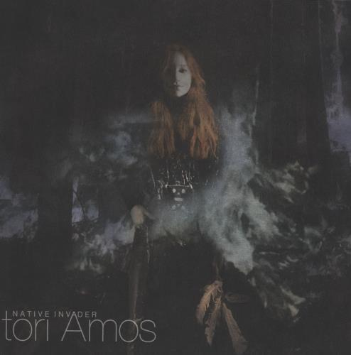 Tori Amos Native Invader 2-LP vinyl record set (Double Album) UK TOR2LNA754280