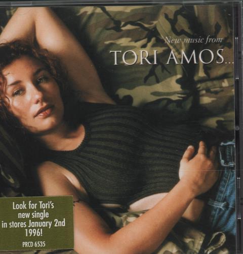 Tori Amos New Music From Tori Amos... CD album (CDLP) US TORCDNE667092