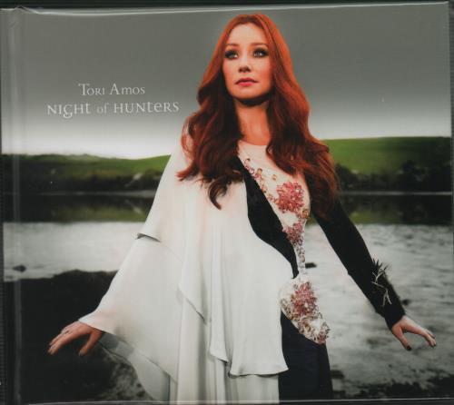 Tori Amos Night Of Hunters 2-disc CD/DVD set German TOR2DNI667196