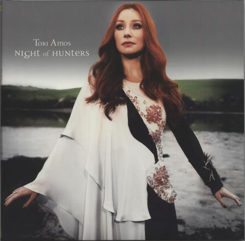 Tori Amos Night Of Hunters 2-LP vinyl record set (Double Album) UK TOR2LNI667258