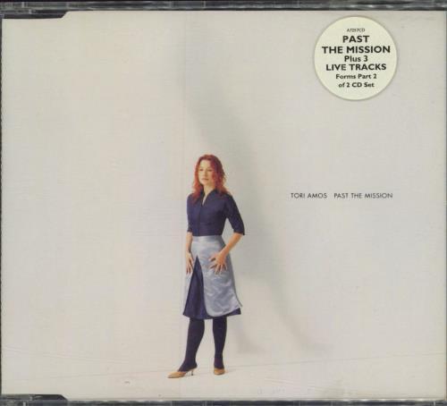 Tori Amos Past The Mission - CD1 & 2 2-CD single set (Double CD single) UK TOR2SPA121737