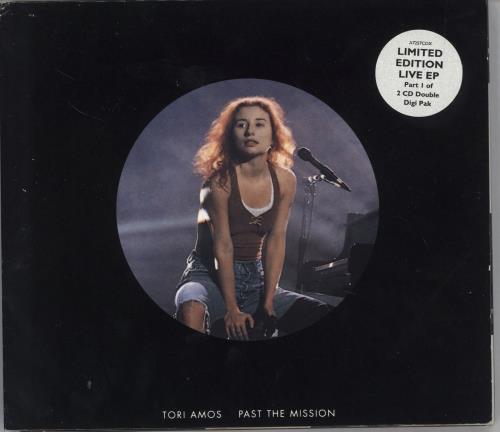 """Tori Amos Past The Mission - CD1 CD single (CD5 / 5"""") UK TORC5PA28685"""