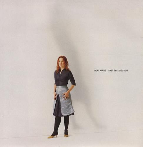 "Tori Amos Past The Mission 7"" vinyl single (7 inch record) UK TOR07PA46524"