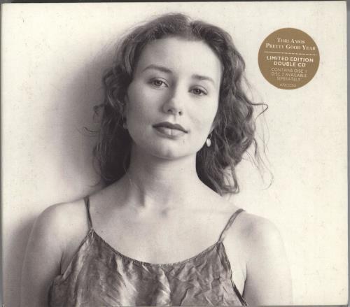 Tori Amos Pretty Good Year - CDs 1 & 2 2-CD single set (Double CD single) UK TOR2SPR247239