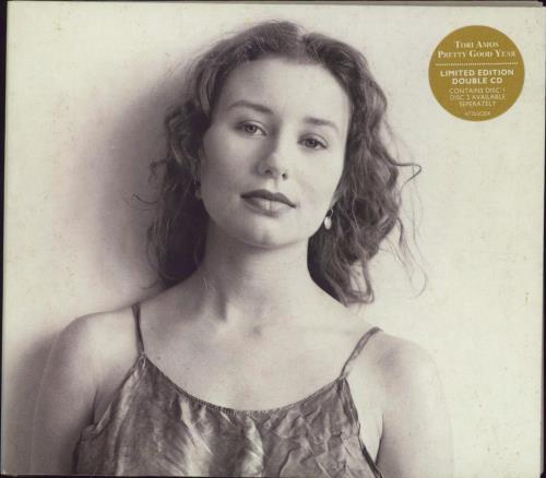 Tori Amos Pretty Good Year - Complete Set 2-CD single set (Double CD single) UK TOR2SPR28804