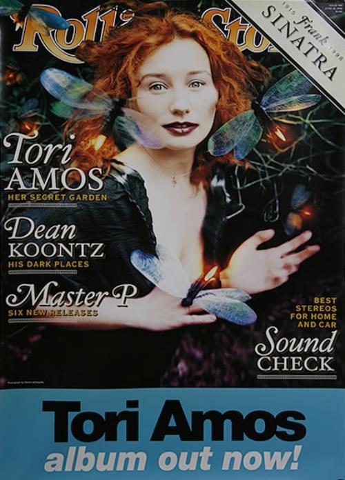 Tori Amos Rolling Stone poster US TORPORO455861