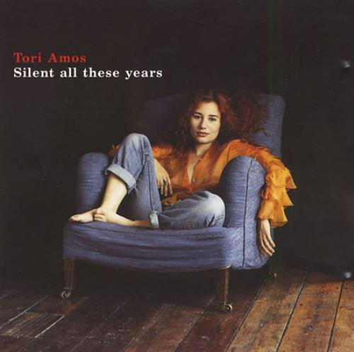 "Tori Amos Silent All These Years - 1st CD single (CD5 / 5"") UK TORC5SI29768"