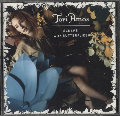 "Tori Amos Sleeps With Butterflies CD single (CD5 / 5"") US TORC5SL317669"
