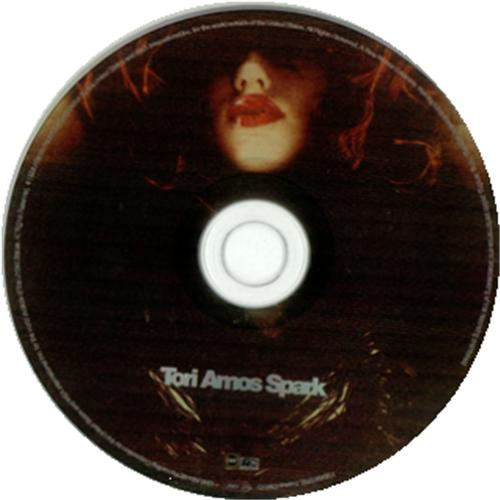 """Tori Amos Spark - CD1 CD single (CD5 / 5"""") UK TORC5SP110807"""