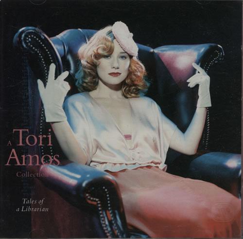 Tori Amos Tales Of A Librarian: A Tori Amos Collection 2-disc CD/DVD set UK TOR2DTA633721