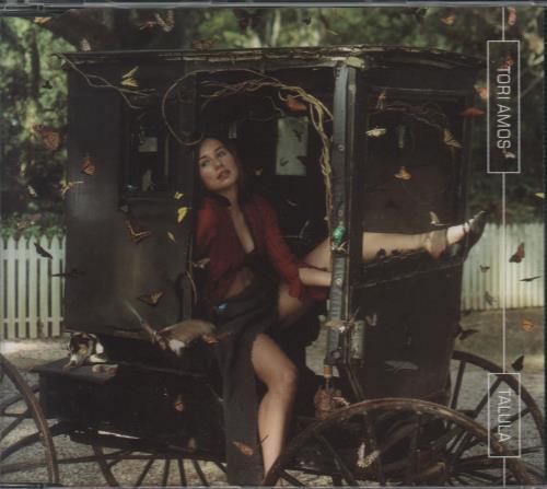 "Tori Amos Talula CD single (CD5 / 5"") UK TORC5TA62280"