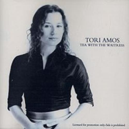 Tori Amos Tea With The Waitress CD album (CDLP) US TORCDTE27276