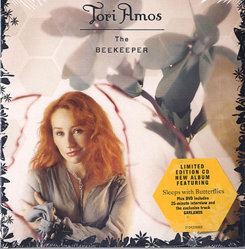 Tori Amos The Beekeeper - Sealed 2-disc CD/DVD set UK TOR2DTH316817