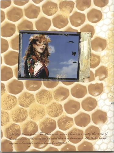 Tori Amos The Beekeeper tour programme UK TORTRTH692828