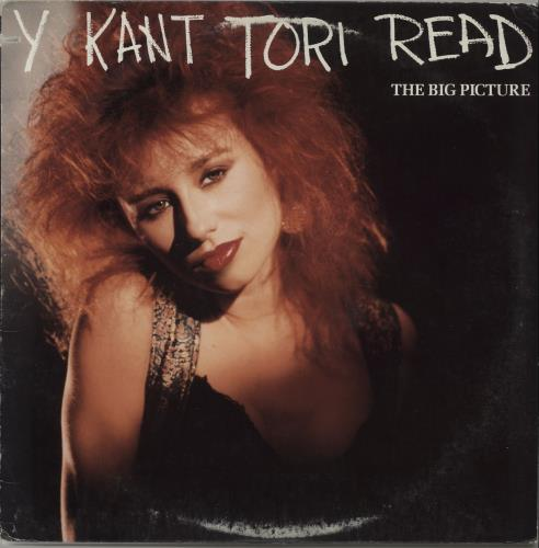 """Tori Amos The Big Picture - Picture Sleeve 12"""" vinyl single (12 inch record / Maxi-single) US TOR12TH59412"""