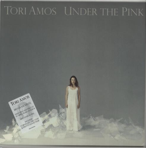 Tori Amos Under The Pink - 180 Gram Vinyl vinyl LP album (LP record) UK TORLPUN666302