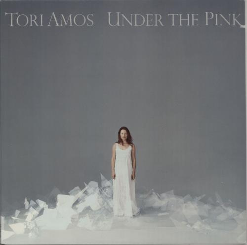 Tori Amos Under The Pink - Pink Vinyl vinyl LP album (LP record) US TORLPUN42867