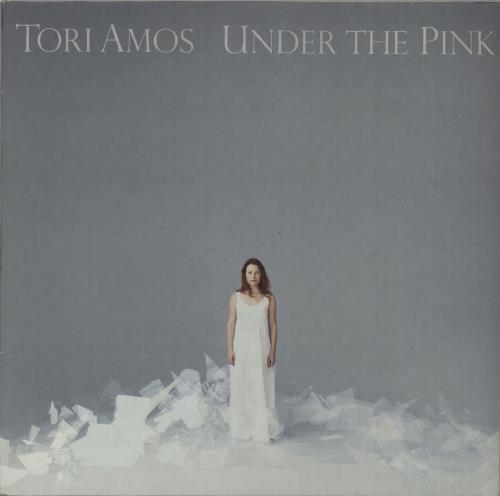 Tori Amos Under The Pink vinyl LP album (LP record) German TORLPUN127274