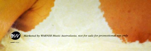 Tori Amos Under The Pink poster Australian TORPOUN618853