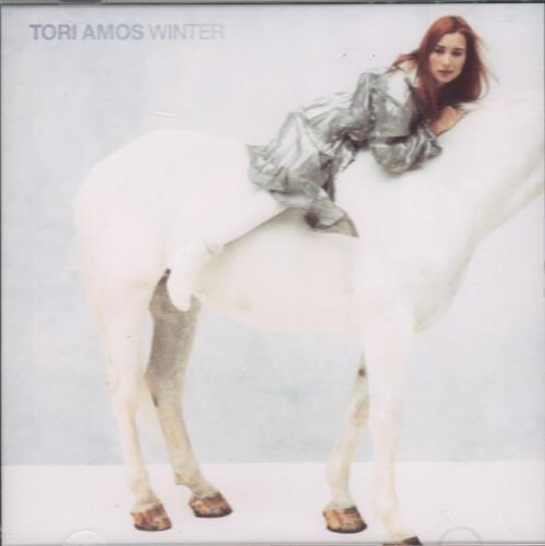 Tori Amos Winter - CD1 & 2 2-CD single set (Double CD single) UK TOR2SWI316615