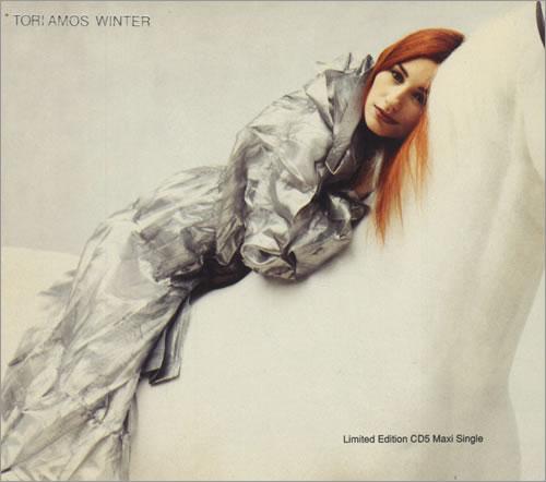 "Tori Amos Winter CD single (CD5 / 5"") US TORC5WI11713"