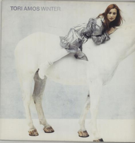 "Tori Amos Winter 7"" vinyl single (7 inch record) UK TOR07WI15416"
