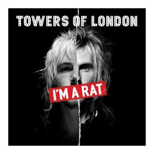 "Towers Of London I'm A Rat 7"" vinyl single (7 inch record) UK TJD07IM389574"