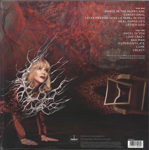 Toyah In The Court Of The Crimson Queen - RSD19 - 180gm Purple Vinyl vinyl LP album (LP record) UK TYHLPIN718533