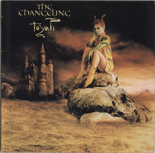 Toyah The Changeling + insert vinyl LP album (LP record) UK TYHLPTH692451