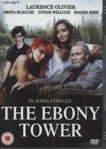 Toyah The Ebony Tower DVD UK TYHDDTH748984