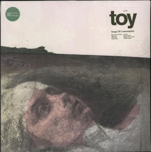 Toy Songs Of Consumption -Green Vinyl - Numbered - Sealed vinyl LP album (LP record) UK XP1LPSO766215
