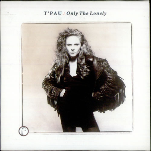 "T'Pau Only The Lonely 3"" CD single (CD3) UK TPAC3ON35158"