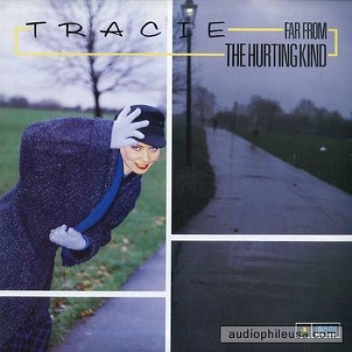 Tracie Far From The Hurting Kind CD album (CDLP) UK TACCDFA510710