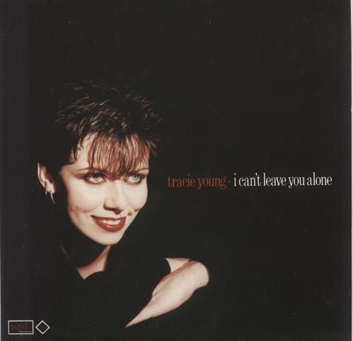 """Tracie I Can't Leave You Alone 7"""" vinyl single (7 inch record) UK TAC07IC177598"""