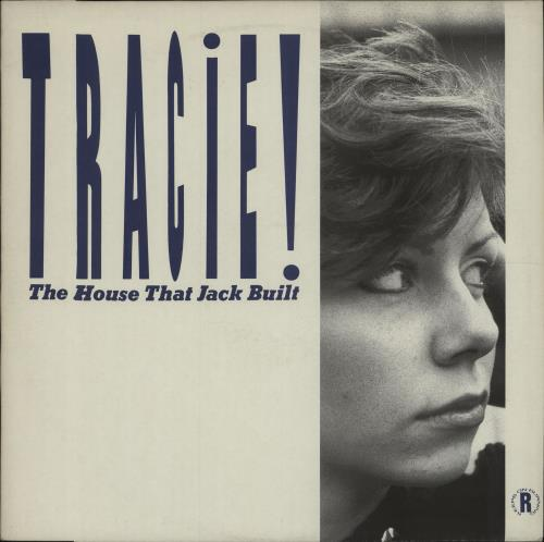 """Tracie The House That Jack Built 12"""" vinyl single (12 inch record / Maxi-single) UK TAC12TH108366"""