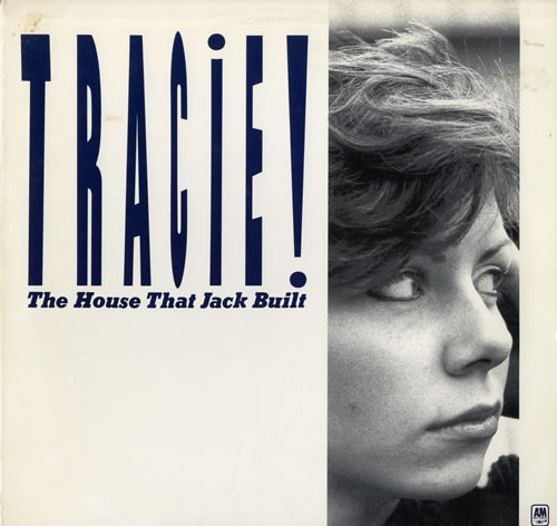 """Tracie The House That Jack Built 12"""" vinyl single (12 inch record / Maxi-single) US TAC12TH97648"""