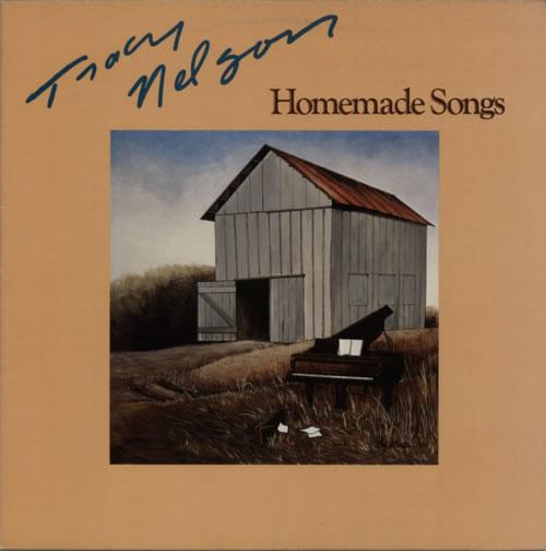 Tracy Nelson Homemade Songs vinyl LP album (LP record) US WRBLPHO613853