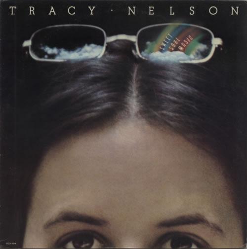 Tracy Nelson Sweet Soul Music vinyl LP album (LP record) US WRBLPSW613856